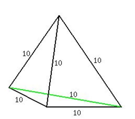 10-Surface Area of Pyramids and Cones - Kuta Software LLC
